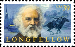 USA-longfellow-stamp
